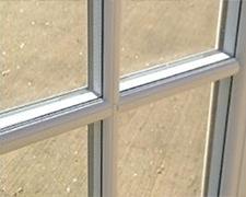 Astragal Bar Windows